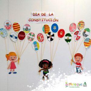 ¿Qué os parecen lo dibujos que han hecho nuestros peques por el Día de la Constitución? A nosotros nos encantan